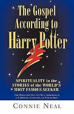 The Gospel According to Harry Potter : Spirituality in the Stories of the...