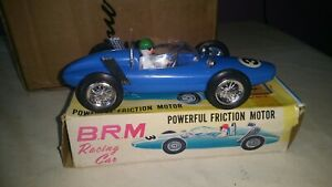 Vintage Friction toy  Brm Boxed Excellent condition