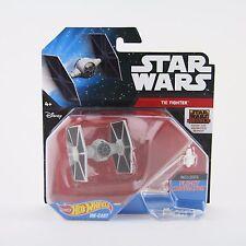 New Star Wars Hot Wheels Tie Fighter Die-Cast Toy Vehicle Mattel Rebels Ship BNB