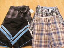 LOT of 4 BOYS SHORTS: GAP Kids Black Jack Size 12