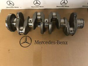 Genuine MERCEDES SPRINTER CRANKSHAFT OM651 2.1   ( Standard)