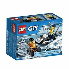 60126 TIRE ESCAPE city town lego legos set NEW sealed police jet ski wave runner