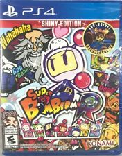 Super Bomberman R Shiny Edition PS4 Exclusive! Ratchet & Clank FREE SHIPPING