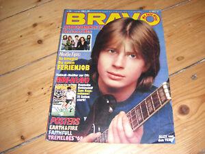 BRAVO 24/1980 KOMPLETT TEENS ALEX TREMELOES 10cc ROCK HUDSON MARIANNE FAITHFULL