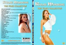 Kylie Minogue Music Video DVD - Exclusive promo jewel-box edition for home use