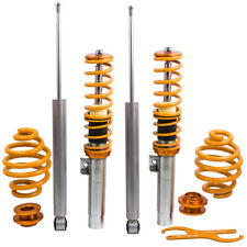 4x Coilovers for BMW 3 Series E46 Coupe Saloon 1998-2005 Coilover Suspension Kit