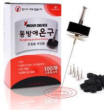 Dong Bang Smokeless Mini Disc Moxa for Warm Needle Therapy (Moxa + Moxa Device)