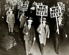 1931 WE WANT BEER PROHIBITION MARCH IN MINNESOTA Photo  (180-J )