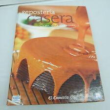 REPOSTERIA CASERA - COCINA DEL PERU, HARDCOVER, GOOD CONDITION (B14)