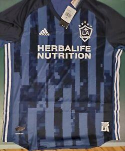 NWT *NEW* OFFICIAL Authentic LA Galaxy jersey XS S XL 2XL zlatan Ibrahimovic MLS