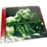 Alice in Chains Greatest Hits CD Brand New Sealed Aug 2001 Columbia USA
