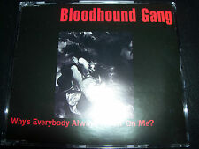 The Bloodhound Gang Why's Everybody Always Pickin' On Me Aust CD Single
