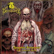 DECREPITAPH-FORGOTTEN SCRIPTURES-THE COLLECTION-CD-death metal-incantation-grave
