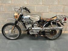 Bridgestone 100 1967 Restoration Project Spares or Repair US Import