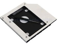 2nd Hard Drive HDD SSD Caddy for Dell alienware m14x r2 Vostro 15 3000 3558 3559
