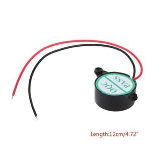 95DB Alarm DC 3-24V Electronic Buzzer Continuous Beep Piezoelectric New