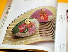 Japanese Chirimen Zaiku Craft Book from Japan rare #0034