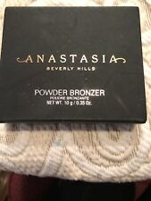 Anastasia Beverly Hills - Powder Bronzer - Cappuccino 100% Authentic NIB