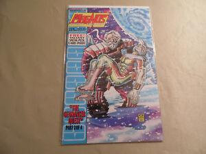 Magnus Robot Fighter #44 (Valiant 1995) Free Domestic Shipping
