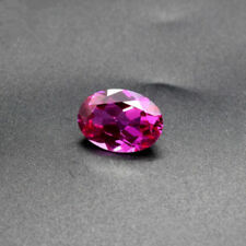 Beautiful Pink Sapphire Unheated 8.29Ct 10X12mm Oval Cut AAAAA Loose Gemstone