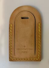 AUTHENTIC LOUIS VUITTON LUGGAGE BAG ID TAG