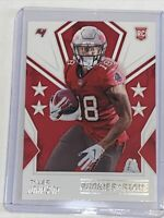 TYLER JOHNSON 2020 PANINI ROOKIES & STARS R&S BASE ROOKIE CARD BUCCANEERS RC 132