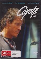 COYOTE RUN - Michael Paré, Macha Grenon, Peter Greene  - DVD