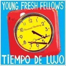 NEW The Young Fresh Fellows - Tiempo de Lujo (180g Vinyl LP + CD 2012, Yep 2286)