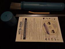 5 LBS-Aluminum Brazing Rods HTS-2000 Kit- Metal Repair- Rivet Crack Hole No Weld