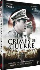 DVD //  CRIMES DE GUERRE  // Tommy Lee Jones - Matthew Fox / NEUF cellophané