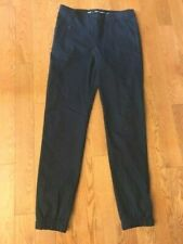 UNDER ARMOUR Boy's Uniform Slim Straight Fit Jogger Pants SIZE 20 NAVY NWT