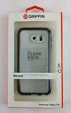 Griffin Reveal Hartschale Case Back Cover Schutzhülle Samsung S6 Schwarz