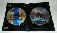.hack//INFECTION DOT HACK INFECTION GAME DISC & DVD ONLY for Playstation 2 PS2