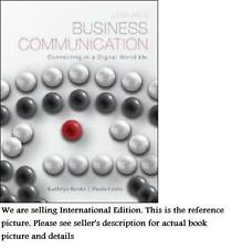 (LAST COPY)Business Communication : Connecting in a Digital World by Paula