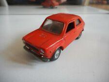 Mercury Fiat 127 in Orange on 1:43