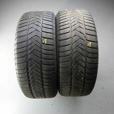 2x Pirelli Winter Sottozero 3 * 245/40 R19 98V DOT 2516 5,5 mm RunOnFlat