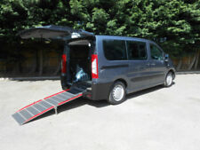 Peugeot 6 Seats Disabled Vehicles