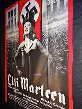 LILI MARLEEN rainer werner  fassbinder  affiche cinema  1975