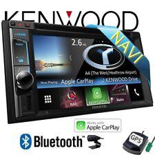 DNX5160BTS 2DIN Navigation Bluetooth   DVD Apple CarPlay USB CD MP3 Autoradio