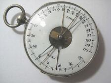 Reisethermometer 19. Jahrhundert