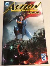 Action Comics 1000 DC Francesco Mattina Trade Variant LTD 3000