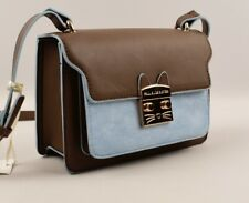 PAUL & JOE SISTER Women's KHADJIA Small Shoulder Bag / Crossbody, Taupe/Ciel