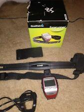 🔥Garmin Forerunner 305 Gps Watch - Jogging/Running/Biking watch needs battery