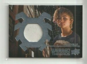 Spiderman Homecoming Movie Costume Trading Card #WTS6 Zendaya Michelle