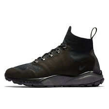 reputable site d7de5 f8626 New  200 Nike Air Zoom Talaria Mid FK Flyknit Mens Athletic Shoes Trainers  Black