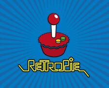RetroPie for Raspberry Pi - 32GB Micro SD. Create a retro games console!