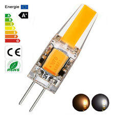 G4 LED 3W 6W Dimmable COB Bulb Light AC DC 12V Replace Halogen Lamp AC/DC