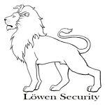 Löwen Sicherheit