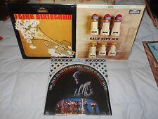 Mr. Jack Daniels Original Silver Cornet Band Salt City Six Dixieland Jazz Lp Lot