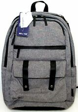 """NEW Targus TSB8170470 Grey 15.6"""" Laptop Lifestyle Backpack Durable Polyester"""